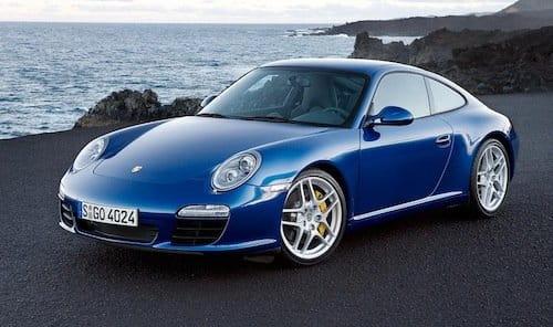 Porsche 911 Carrera S 2009