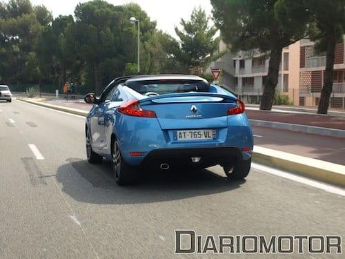 Renault Wind, prueba y presentación en Niza