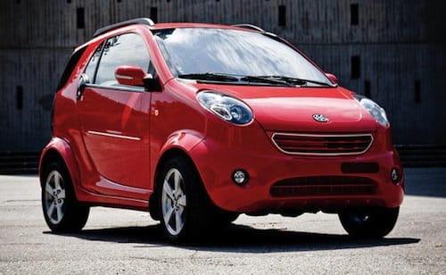 Shuanghuan Martin-Motors Bubble