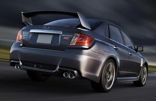Subaru Impreza 4 puertas