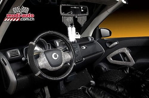 Smart Fortwo Cabrio Swarovski