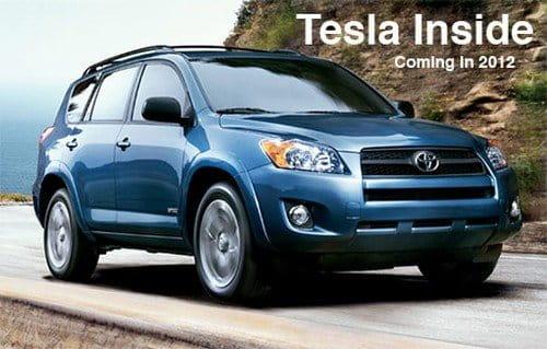 El Toyota RAV4 EV volverá de la mano de Tesla