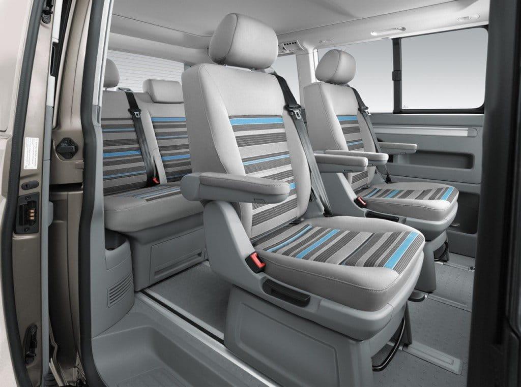 volkswagen california beach foto 4 de 4. Black Bedroom Furniture Sets. Home Design Ideas