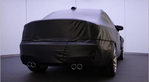 BMW Serie 1 M (Teaser)