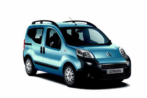 ESP para Citroen Nemo, Peugeot Bipper y Fiat Qubot