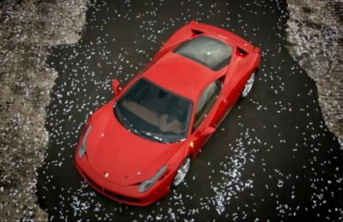 Top Gear prueba el Ferrari 458 Italia