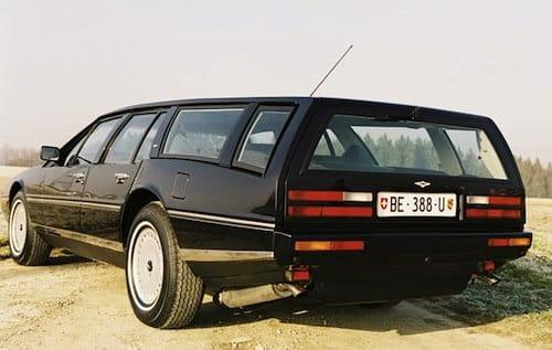 Aston Martin Lagonda Wagon