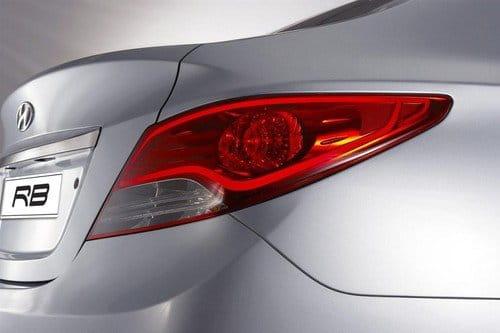 Hyundai RB Concept, así podría ser el próximo Accent