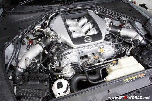 Nissan GT-R Club Track Edition