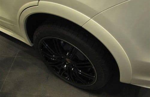 Porsche Cayenne S filtrado con paquete deportivo
