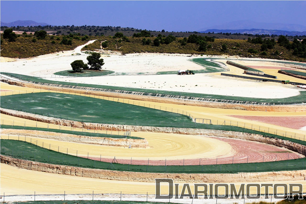 Circuito Jumilla : Reportaje: circuito internacional de jumilla. foto 8 de 9.