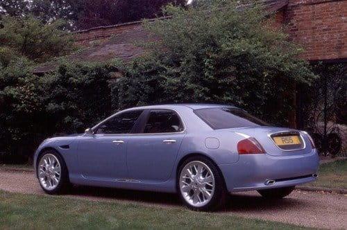 Rover 55