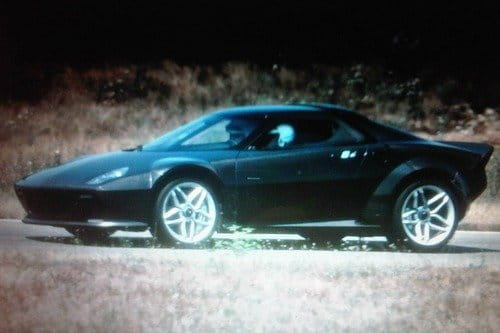¿Lancia Stratos o no?