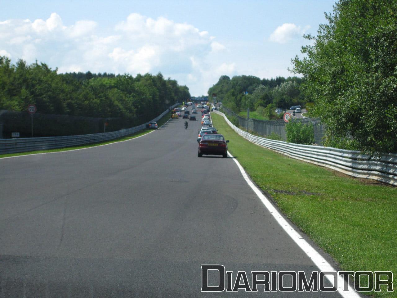 Destino Nürburgring: nos vamos al Infierno Verde