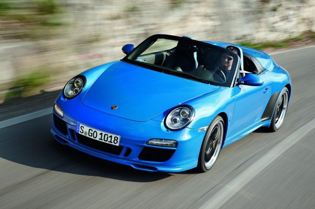 Porsche 911 Speedster 2010 - Nocturnar