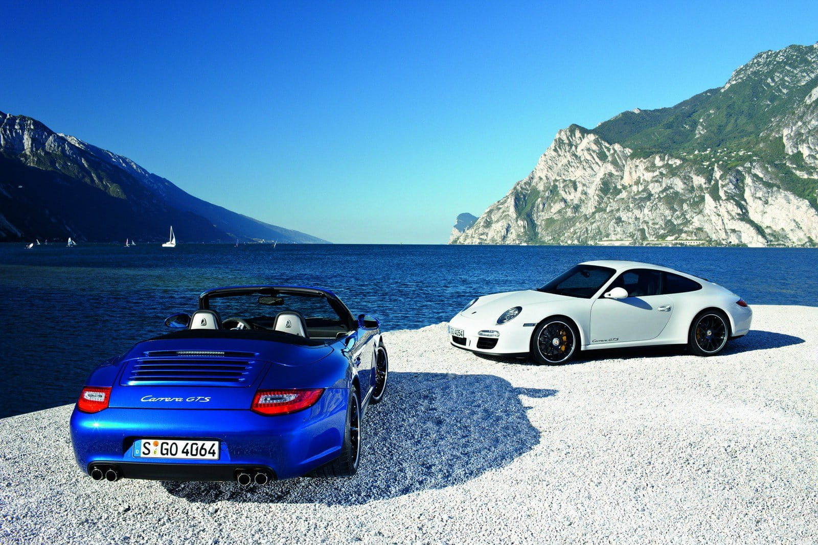Porsche 911 Carrera GTS Cabriolet (2010) (ver imagen original)