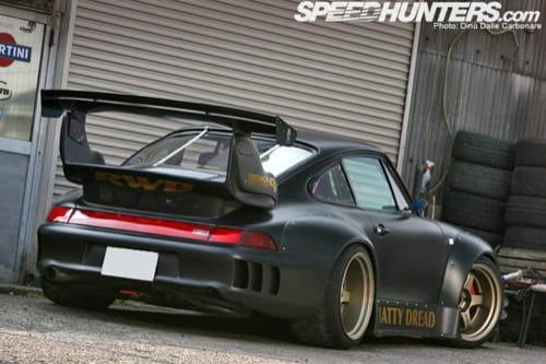 Porsche 911 de RAUH-Welt