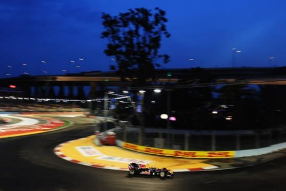 Red Bull - GP Singapur 2010