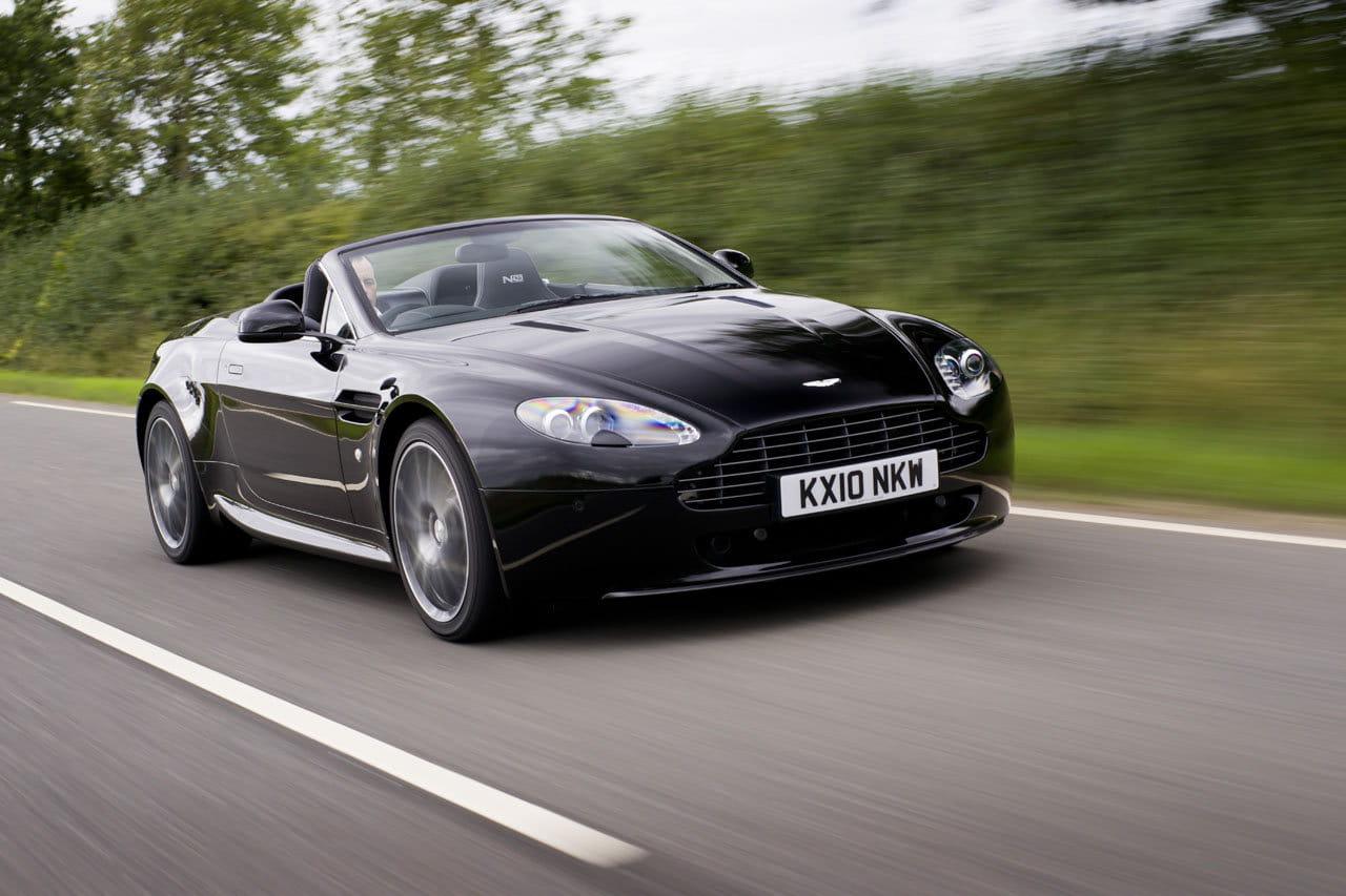 Caprichos caros: ¿Cuánto cuesta al año mantener un Aston Martin Vantage conduciéndolo a diario?