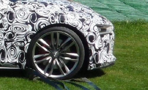Primeras imágenes camufladas del Audi R4