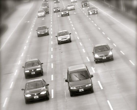 Autopista 4 carriles
