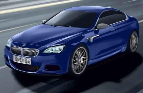 Recreación BMW M6