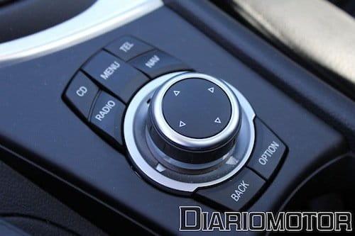BMW 120d coupé, a prueba