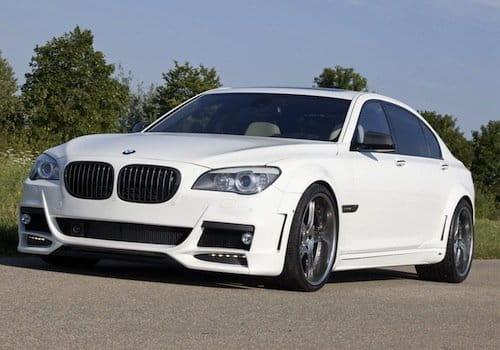 BMW Serie 7 por Lumma Design