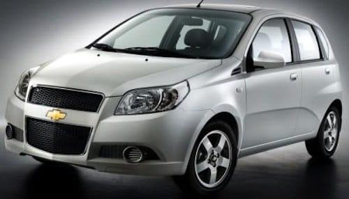 Chevrolet Aveo 5p 2008
