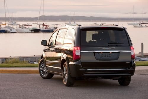 Chrysler Grand Voyager, muy pequeños cambios