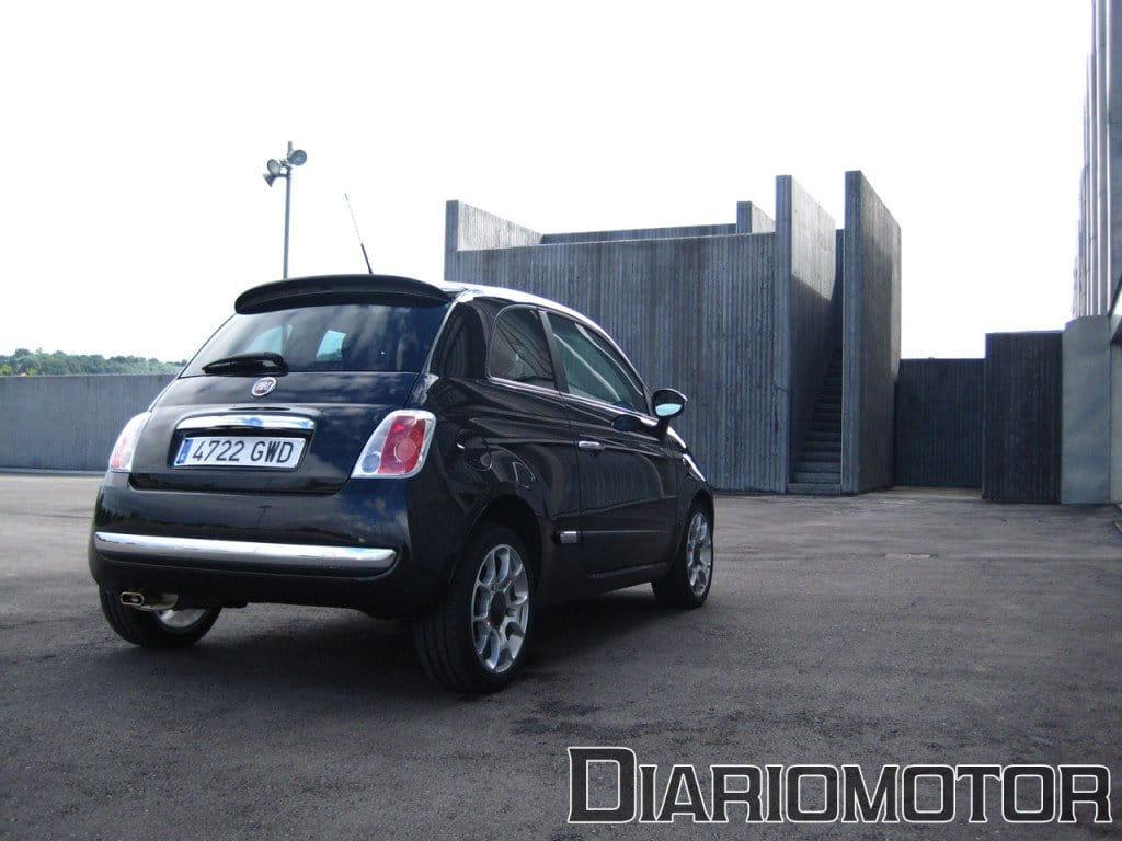 Fiat 500 1.3 Multijet Lounge, a prueba (ver imagen original)