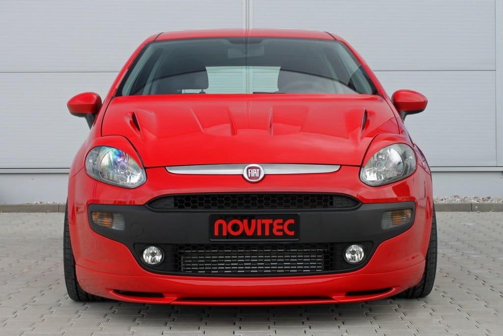 Punto Vermelho Fiat-punto-evo-novitec-dm-4