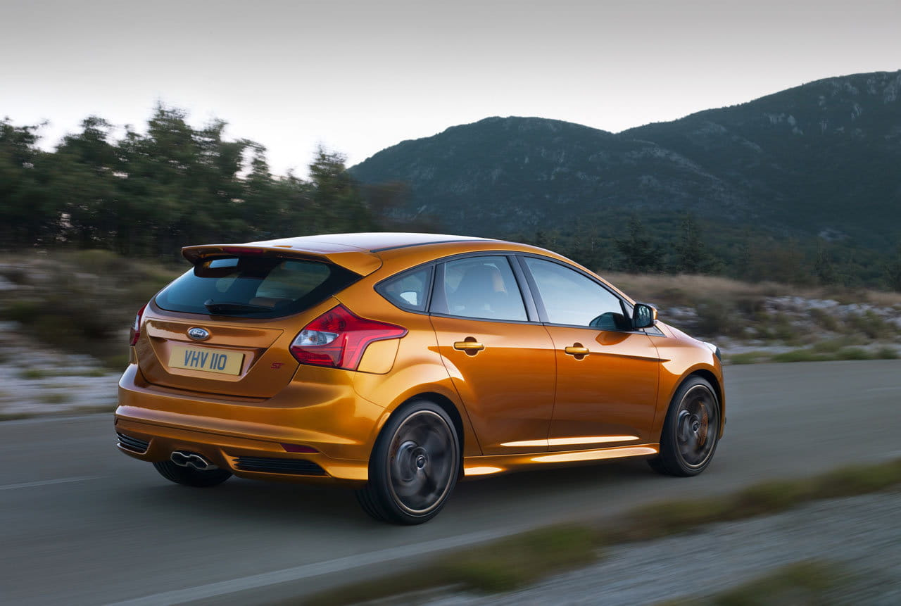 ford focus st 2012 ecoboost y 250 cv foto 2 de 15. Black Bedroom Furniture Sets. Home Design Ideas