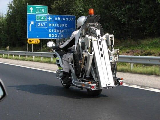 The Retriever, para remolcar coches con tu Honda Goldwing