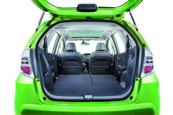 Honda Jazz Hybrid, consumirá 4.4 l/100 km