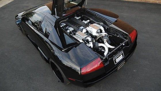Lamborghini Murciélago LP670-4 SV Twin-Turbo por Underground Racing