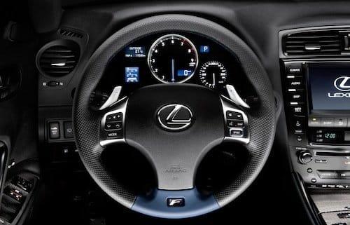 Lexus IS-F 2011