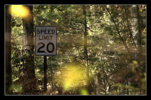 Límite de velocidad