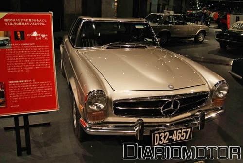 Megaweb Mercedes 280 SL