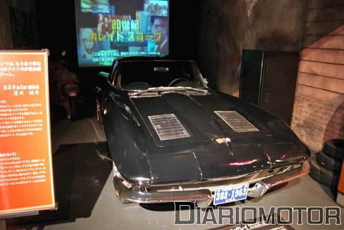 Megaweb Corvette Sting Ray del 63