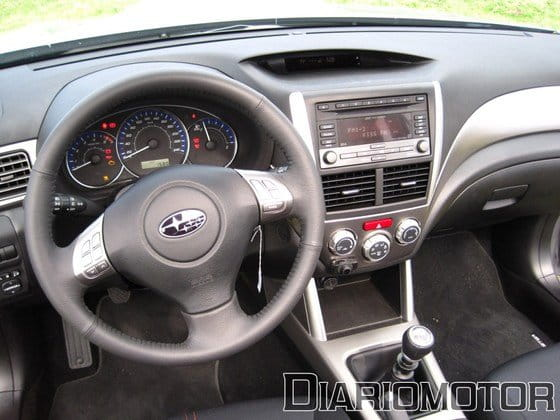 Subaru Forester 2.0D Limited, a prueba (III)