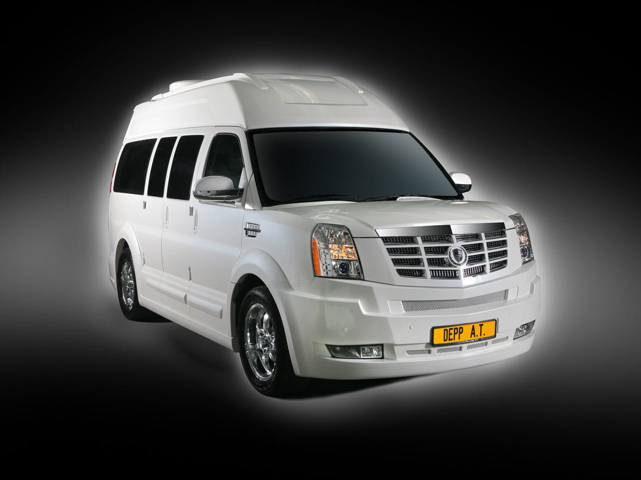 2011-Depp-Auto-Tuning-Chevrolet-Express-Platinum-Front-Angle-1280 ...