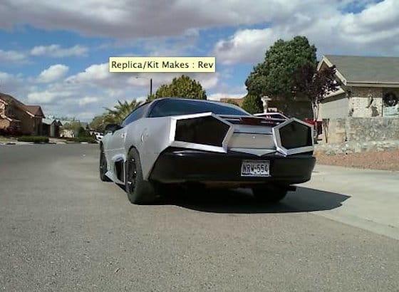Camaroghini, el Chevy Camaro disfrazado de Lamborghini