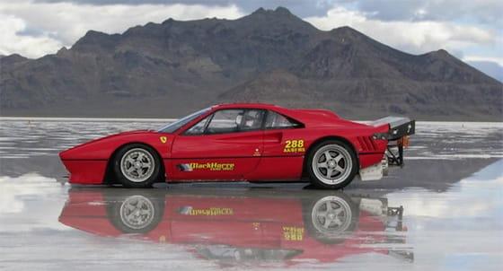 El Ferrari M 225 S R 225 Pido Del Mundo 443 21 Km H