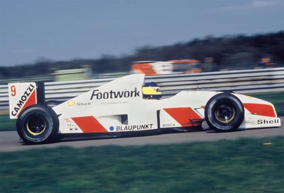 Footwork-Porsche F1