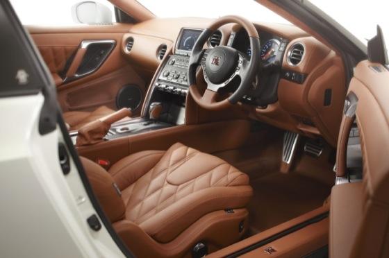 Nissan GT-R MY2011