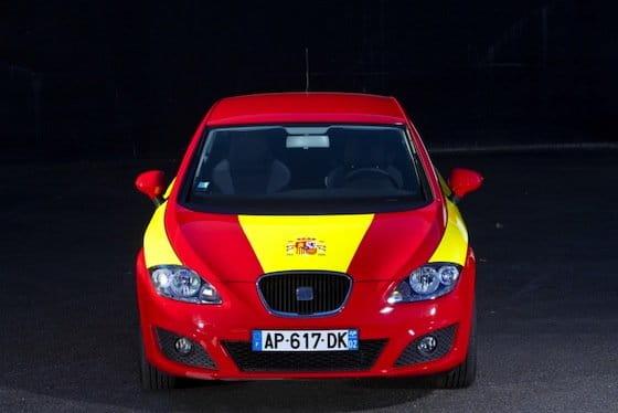El Seat León más español
