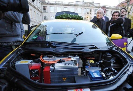 Analizando el Audi A2 eléctrico que recorrió 605 km con una sola carga