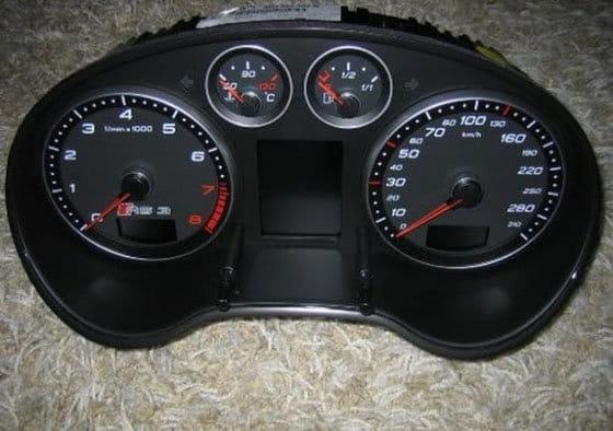 Cuentarrevoluciones Audi RS3