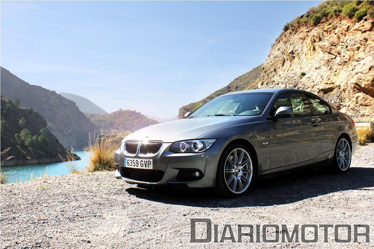 BMW 335i Coupé DKG, a prueba (I) - Diariomotor